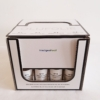 Displaybox olijfolie gerookte paling en makreel